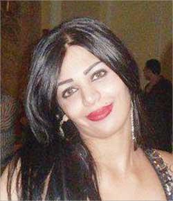 سجن الراقصة شمس 10 سنوات بتهمة إختطاف طفلة