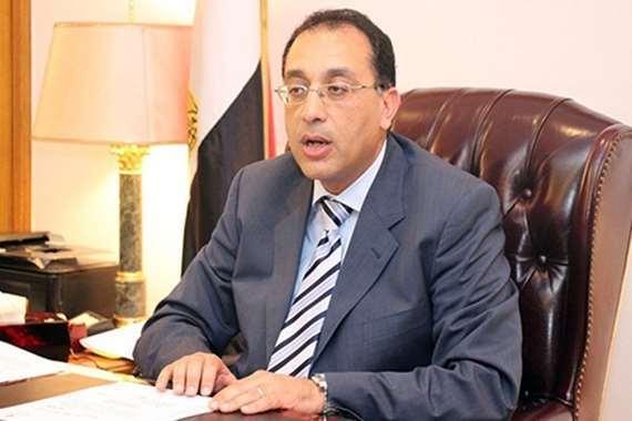 وزير الإسكان مصطفى مدبولي