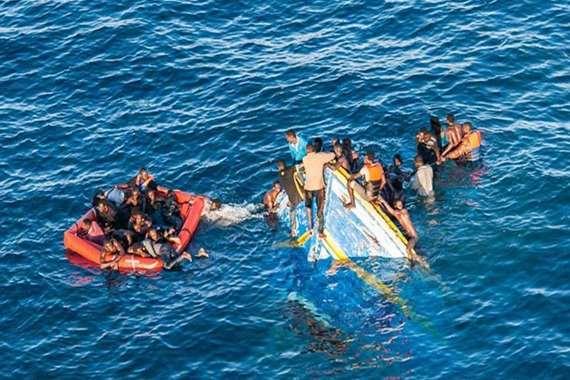 غرق قارب بتركيا