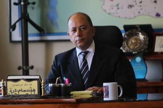 اللواء هشام درة رئيس مجلس الادارة
