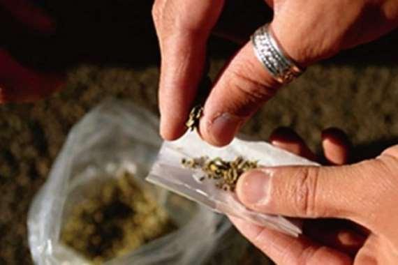 ترويج المخدرات