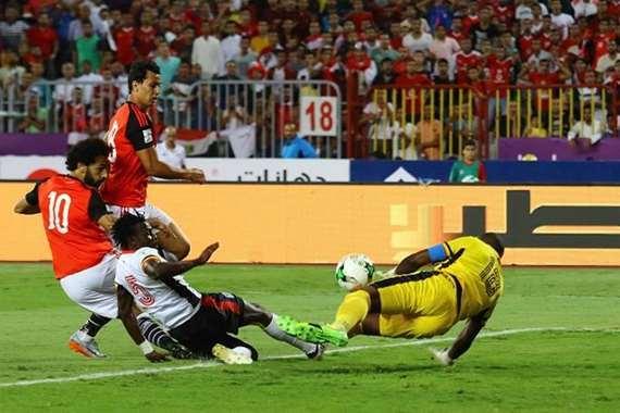 مصر وأوغندا
