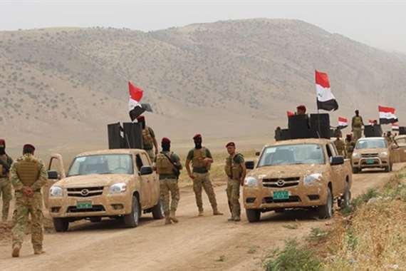 حرس الحدود العراقي