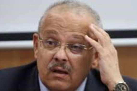 الدكتور محمد الخشت، رئيس جامعة القاهرة