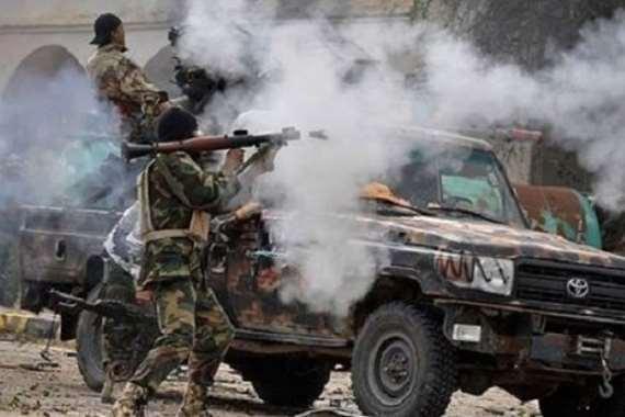 117 قتيلا و581 جريحا  في اشتباكات طرابلس
