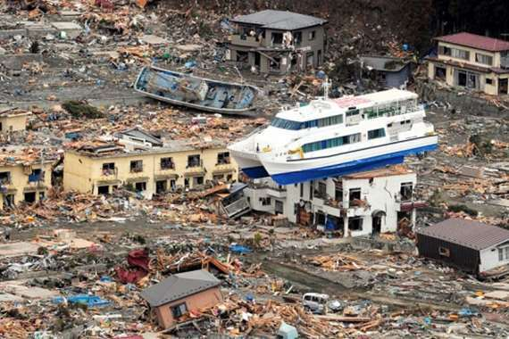 زلزال وتسونامي في إندونيسيا