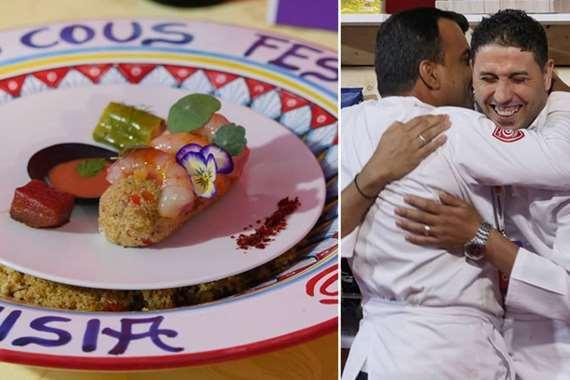 تونس بطلة العالم في «الكسكسي»