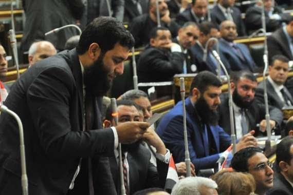 أعضاء حزب النور بالبرلمان