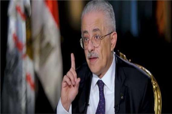 وزير التربية والتعليم طارق شوقي