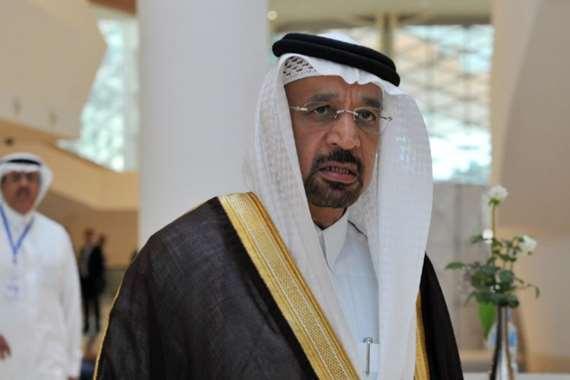 وزير الطاقة المهندس خالد الفالح