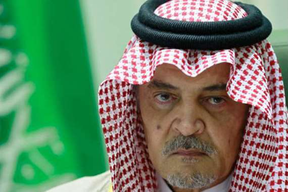 الأمير الراحل سعود الفيصل