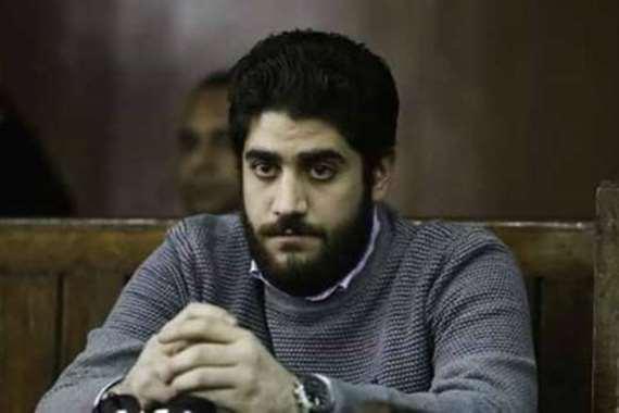 نجل مرسي