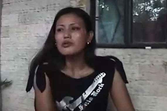 سيدة سنغافورية