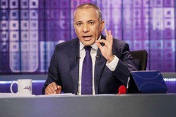 الإعلامى احمد موسى