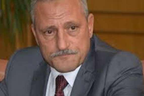 محافظ الإسماعيلية اللواء حمدي عثمان