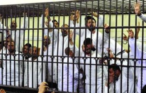اليوم.. محاكمة 213 متهمًا بأنصار بيت المقدس