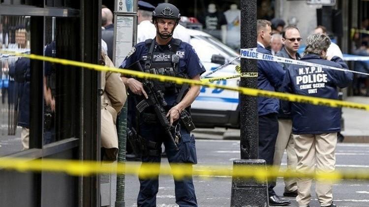 إصابة 2 من الشرطة في إطلاق نار بأمريكا