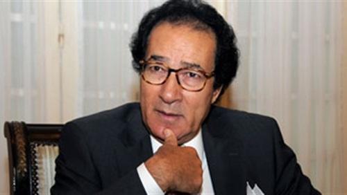 """فاروق حسني: """"الإخوان"""" يحرقون البلاد"""