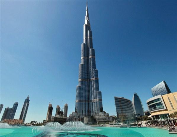 برج خليفة.. أطول ناطحة سحاب في العالم