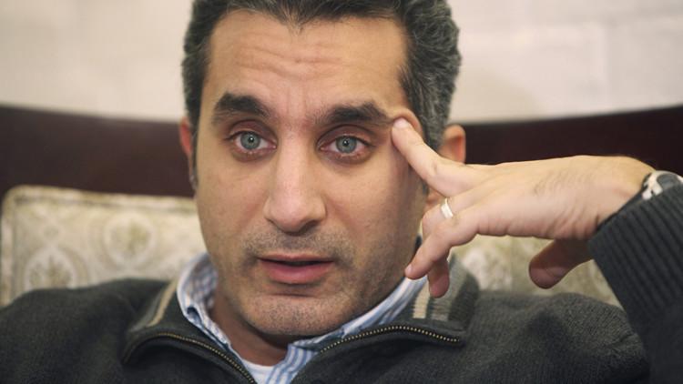 باسم يوسف يتهم المصريين بالعنصرية
