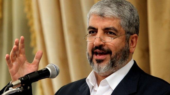 """مشعل يطالب""""أبو مازن"""" بتأجيل اجتماع المجلس الوطني"""