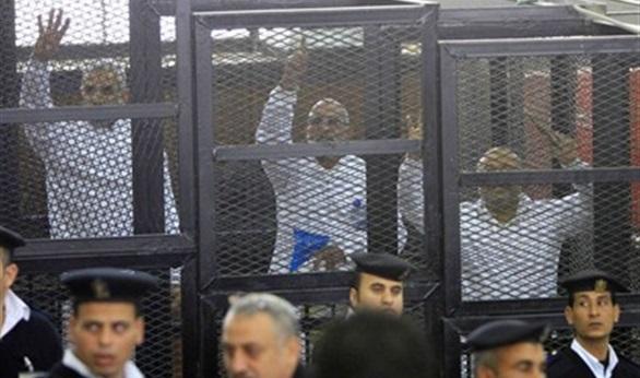 وضع 18 من قيادات الإخوان على قائمة الإرهاب