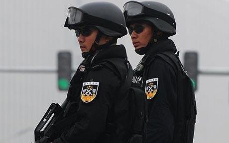 الشرطة الصينية تفتح تحقيقا موسعا فى أسباب وفاة 18شخصا فى حريق بشركة غذائية