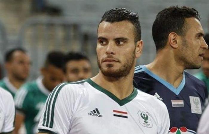 """""""أحمد جمعة"""" يقود المصري للفوز على الإنتاج الحربي"""