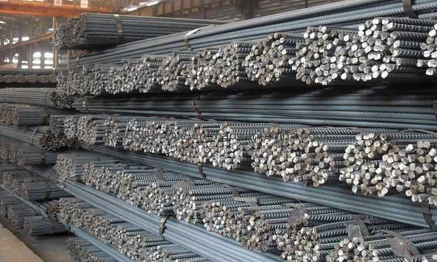 الحديد يرتفع مجدداً بعد ارتفاع الدولار