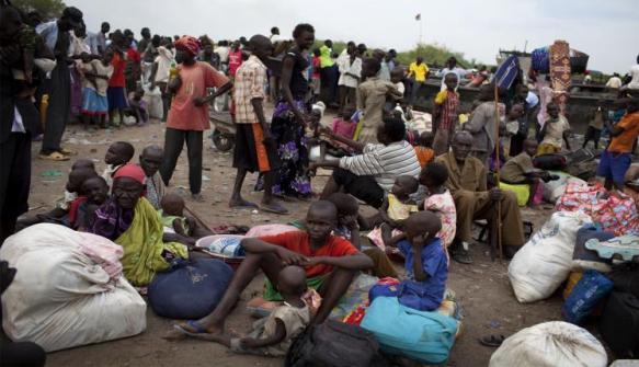الإعلان رسميا عن مجاعة فى مناطق جنوب السودان