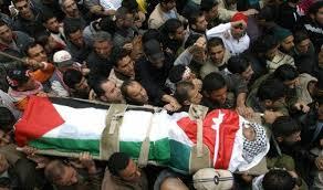 استشهاد فلسطيني برصاص قوات الاحتلال في الضفة الغربية