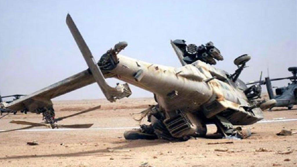 مقتل 3 طيارين في سقوط طائرة بليبيا