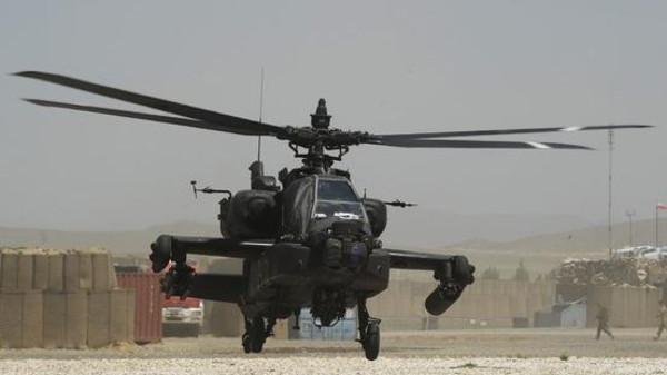 للمرة الاولى..واشنطن تستخدم مروحيات لضرب داعش العراق