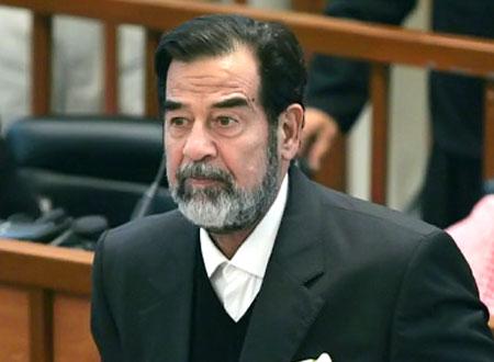 عيد الأضحى يعيد ذكرى اعدام صدام حسين