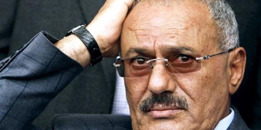 علي عبد الله صالح فى القاهرة سرّاً