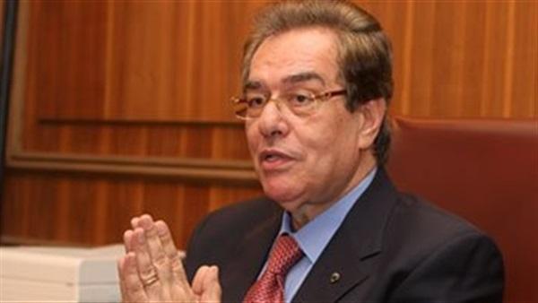 عدلي حسين: نخشى قرار البرلمان الأوروبي ضد مصر