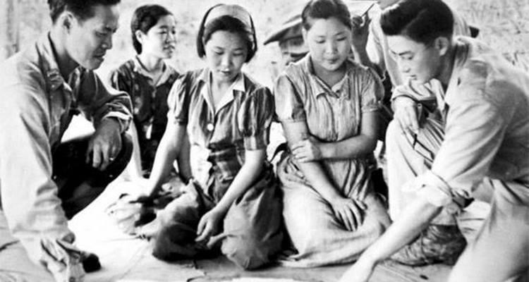 """""""نساء المتعة"""" يثير أزمة بين كوريا واليابان"""