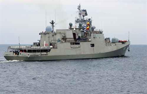 غدًا.. ميناء سفاجا يستقبل فرقاطة هندية