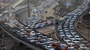 كثافات مرورية بشوارع القاهرة بالذروة الصباحية