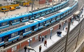 انفجار قنبلة بمحطة مترو عزبة النخل