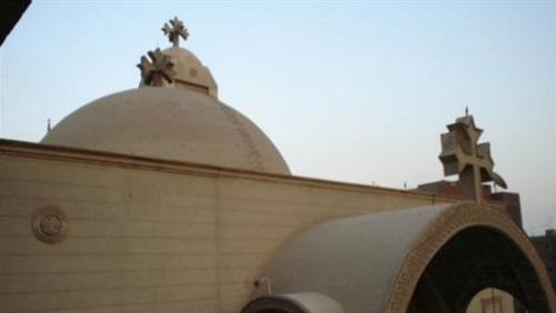 راعي كنيسة العذراء: ضبط أحد الجناة من قبل الأهالي