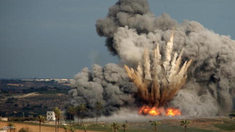 غارات إسرائيلية جديدة على غزة