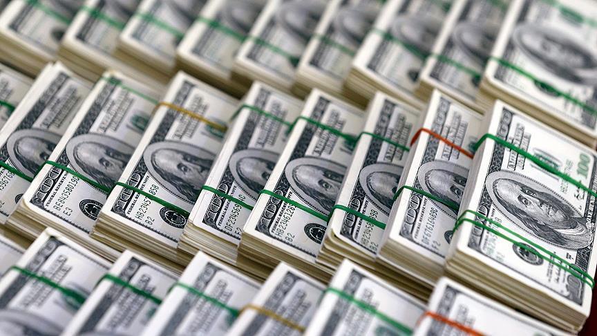 الدولار فوق 16 جنيه في السوق السوداء