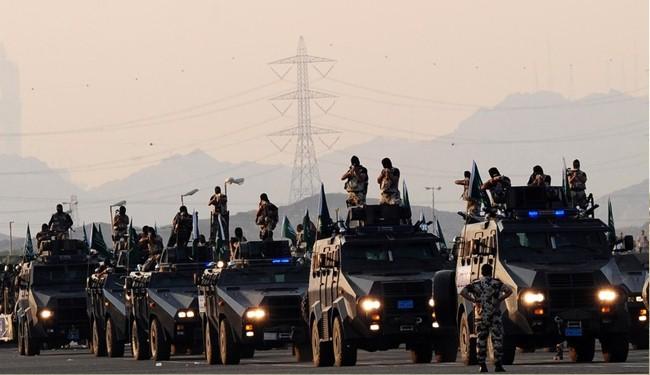 """قريبًا.. ضم مصر إلى """"درع الجزيرة"""".. واستبعاد قطر"""