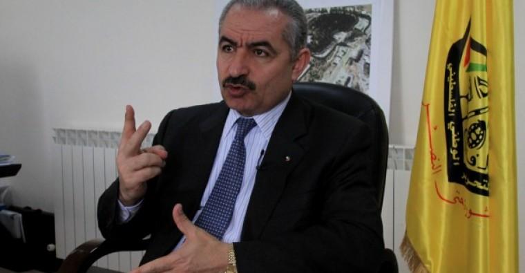 القيادي الفلسطيني محمد اشتية: السلطة على حافة الانهيار
