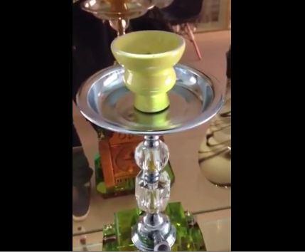 بالفيديو.. «شيشة» ساعة الحرم المكي تغضب رواد التواصل الاجتماعى