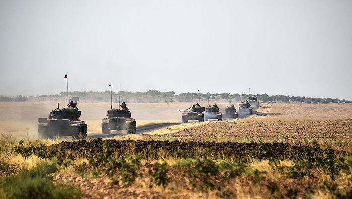 الجيش التركي يعلن مقتل 48 داعشيا في سوريا