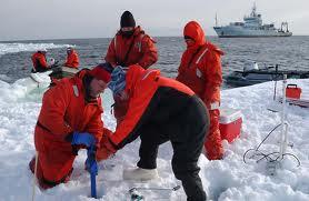 عينات جليد عمرها 2000 عام تكشف أسرار تغير المناخ
