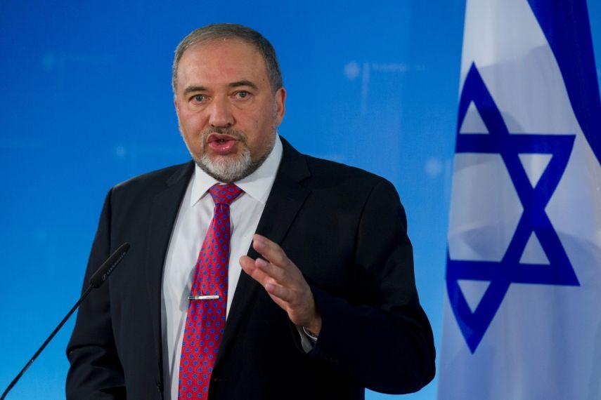 إسرائيل ترد على «السيسي» بـ «ليبرمان»