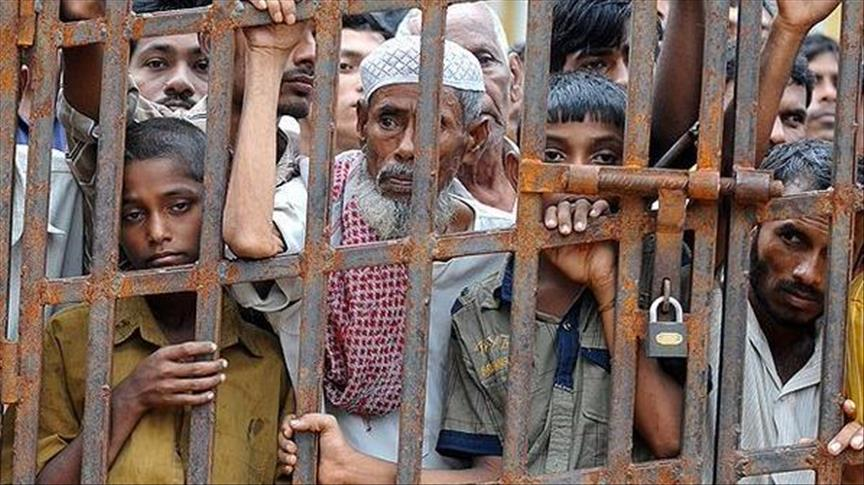 """تواصل الاعتقالات في """"أراكان"""" بميانمار"""